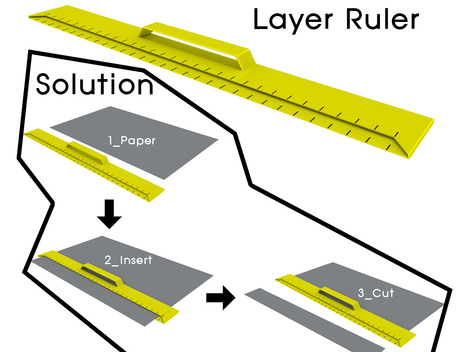 Layer Ruler