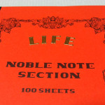 [NOTE GIPSY] NOBLE NOTE